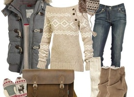 10 Tips on How to Stay Warm and Stylish this Winter
