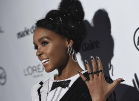 Stars including Janelle Monae and Kylie Jenner help Marie Claire magazine fete its 2017 Image Makers