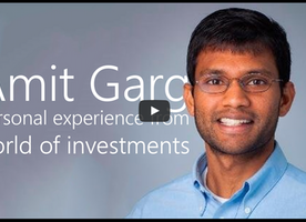 Amit Arg, Samsung NEXT Ventures Principal Discusses Corporate Investment Advantages