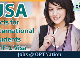 Facts for International Students on F1 Visa