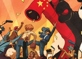 What If China's Money Stream Stops Flowing to Hollywood?