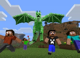 Play Minecraft Games And Improve Different Skills