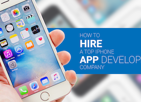 How To Hire A Top iPhone App Development Company