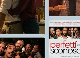 STYLE CHARMER: Weekend at the Movies - Perfect Strangers