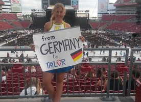 My letter to my love Taylor Swift