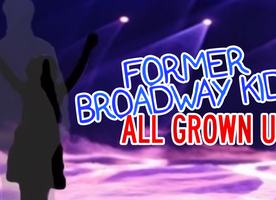 "Broadway Star Turned Rocker Brooke Moriber Revisiting Her Roots at ""Former Broadway Kids, All Grown Up!"" Event in NYC January 17th"