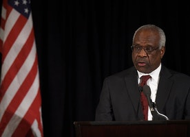Justice Clarence Thomas to Become First African American to Administer Oath of Office--And He'll Use Reagan's Bible