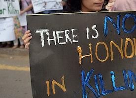When Will We Finally Take Honor Out of Killing in Pakistan?