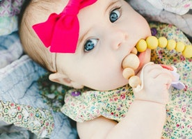 Teething problems in Toddlers: How to Face?