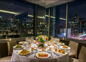 Experience Exquisite Cuisine by Charlie Palmer From the Top of New York's D&D Building at Upper Story
