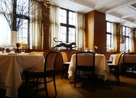 Enjoy the Height of Fine Southern Italian Dining At New York's Iconic The Leopard at des Artistes