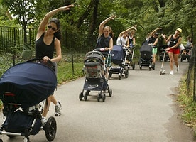 Stroller Fitness for MOM