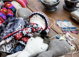 Studio Tour: Jess Brown, Doll-maker