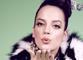 Forget Taylor Swift, Lily Allen Is the Real Queen of Ex-Shaming