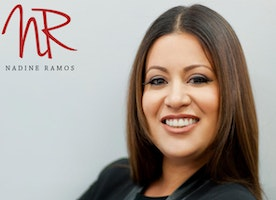 Nadine Ramos, CEO of Lasio uses her Love for Beauty and Professional Hair Care