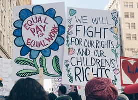 A Day to Remember: Women's March in LA