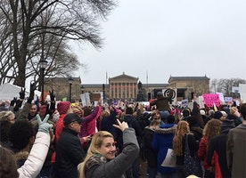 The Reason Why I Attended The Women's March Yesterday, Even Though I Voted For Trump