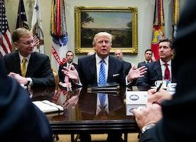 Trump Set to Abandon Trans-Pacific Partnership, Obama's Signature Trade Deal