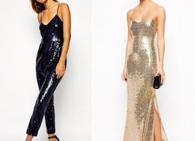 The high street's most spangly sparkly numbers for the Christmas party season