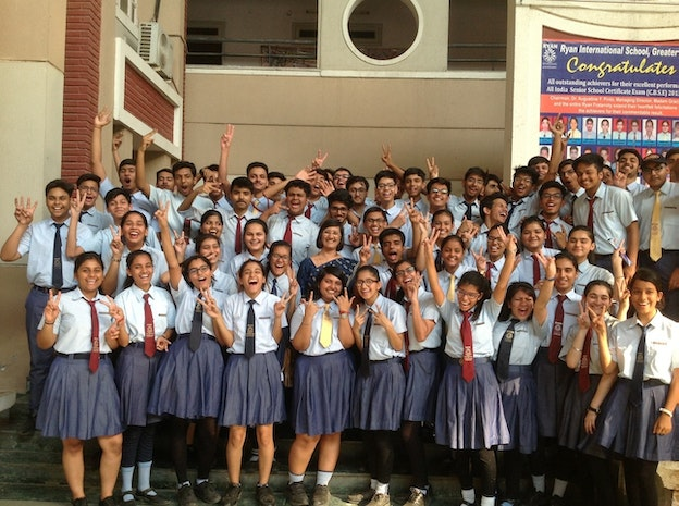 Students of Ryan International Schools dominate the City, State, and National Toppers List