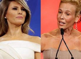Chelsea Handler says Melania Trump 'barely speaks English' despite First Lady speaking five languages