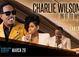 SJ Presents Inc. Brings Charlie Wilson's to Barclays Center in New York on March 29, 2017