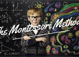 The Montessori Method of Teaching You to Think like a Genius