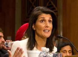 South Carolina Gov. Nikki Haley confirmed as UN Ambassador