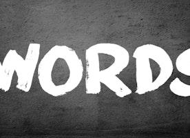 Empty Words