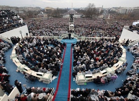 CNN Quietly Releases Updated Pic Showing Trump's Inaugural Crowd Size Greater than Obama's 2009 Inaugural Crowd