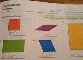 39 Test Answers That Are 100% Wrong But Totally Genius At The Same Time
