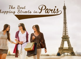 The Best Shopping Streets in Paris