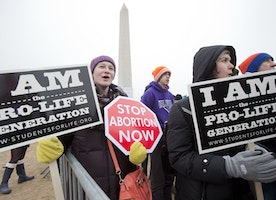 Vice president pledges to end taxpayer-funded abortion