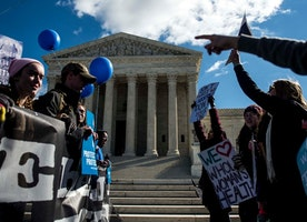 Trump on Their Side, Conservatives See Hope in Lengthy Abortion Fight