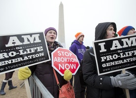 ABC deletes Donald Trump March for Life reference in its online transcript