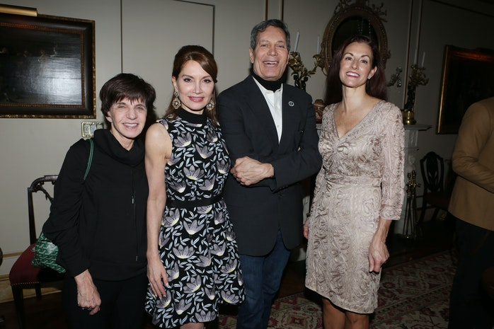 Spotted: Jean Shafiroff Launches New York City Mission Society's Annual 'Champions for Children' Benefit At Park Ave Lair