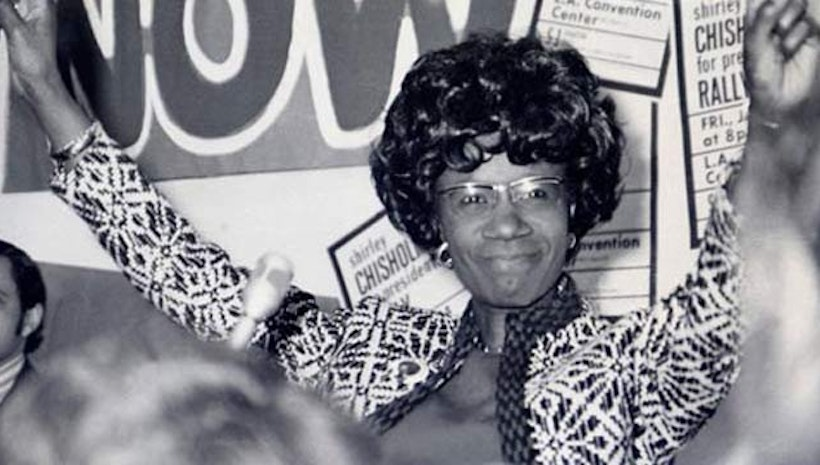Unbought and Unbossed: Remembering Shirley Chisholm
