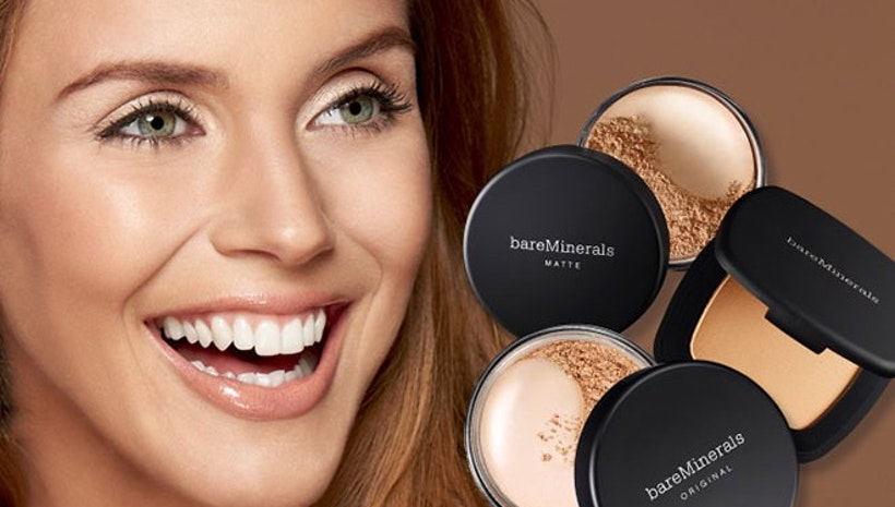 Bare Minerals Makeup Range