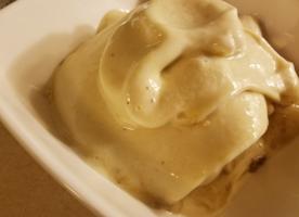 Home-Made Vegan Banana Guava N'Ice Cream