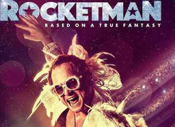 Elton John's Rocketman Opens in Theatres on May 31, 2019