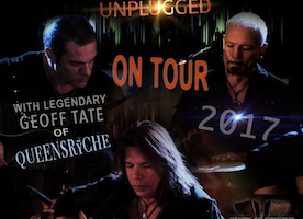"Voices of Extreme Joins Queensryche's Geoff Tate for Upcoming ""Unplugged"" Tour"