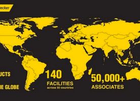 Did you know that Stanley Black & Decker is a truly global enterprise employing more than 50,000 associates?