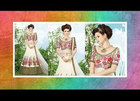 Latest Wedding Lehenga Choli Collection | Designer Lehenga Designs 2016-2017