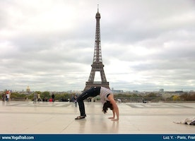 When French people exercise: reflections from a Parisian yoga studio