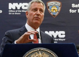 NYC Mayor de Blasio blasted over drunk-driving comment
