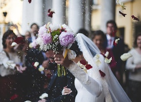 Why Are We Spending So Much on Weddings?