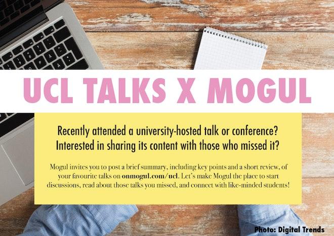 UCL Talks X Mogul Member Reviews