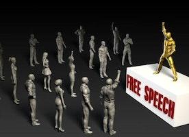 Cal Poly profs pressure prez to abandon free speech commitment