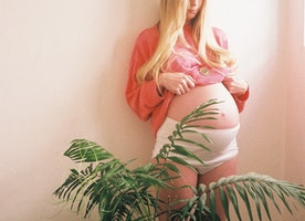 Pregnant Women Do Glow.