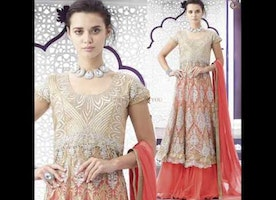 Indian Bridal Wedding Lehenga Choli Designs Collection Online 2017